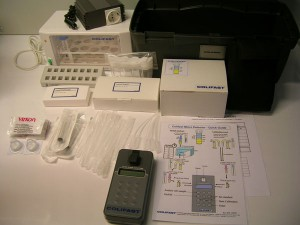 Colifast Microdetector